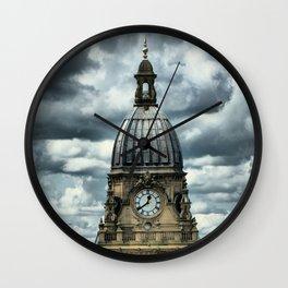 Leeds Town Hall Extravaganza Wall Clock