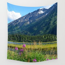 July at Tern Lake - II Wall Tapestry