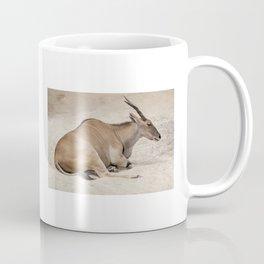 Cape Eland Coffee Mug