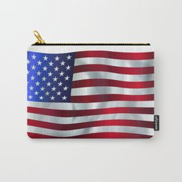 Old Glory Flag Carry-All Pouch