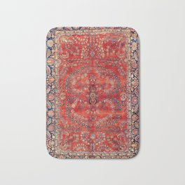 Sarouk Arak West Persian Carpet Print Bath Mat
