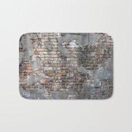 New Orleans Bricks Bath Mat
