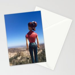Adventure Girl Stationery Cards