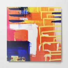 Rain 07 Metal Print