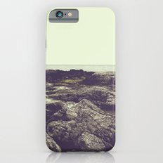rocky coast iPhone 6s Slim Case