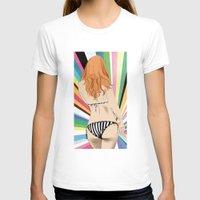 bikini T-shirts featuring Bikini by Sil-la Lopez