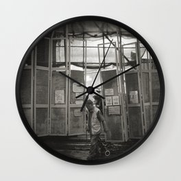 Hong Kong #32 Wall Clock