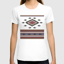 American Native Pattern No. 135 T-shirt
