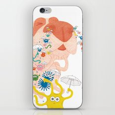 Sneeze iPhone & iPod Skin