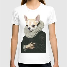 Lady Chi of Wawa T-shirt
