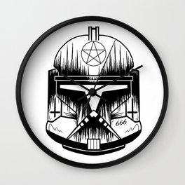 Clone Trooper 666 Wall Clock