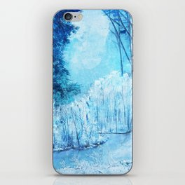 Ester Forest iPhone Skin