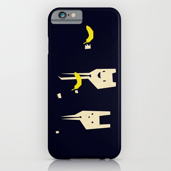Pulp banana iPhone & iPod Case