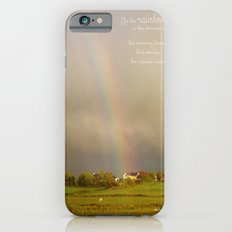 Be the Rainbow Slim Case iPhone 6s