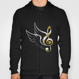 Angel of Hope Wings Hoody