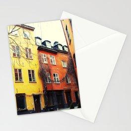 Gamla Stan Stationery Cards
