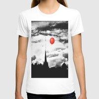 gotham T-shirts featuring Gotham city by Anna Andretta