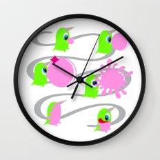 Bubol bubble gum Wall Clock