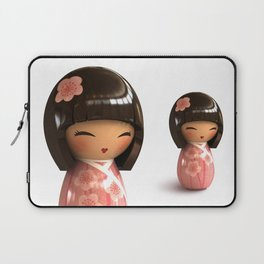 Kokeshi 06 Laptop Sleeve