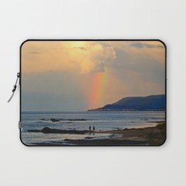 Adventure under the Rainbow Laptop Sleeve