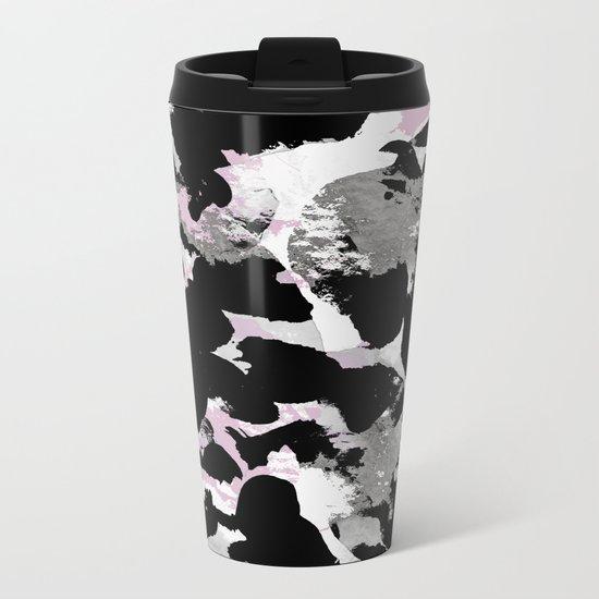 DK04 Metal Travel Mug