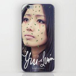 Yu-hsin iPhone Skin