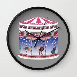 jeux d'enfants Wall Clock