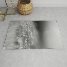 Iced water Rug
