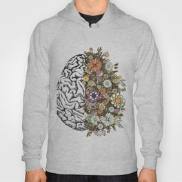Anatomy Brain Hoody