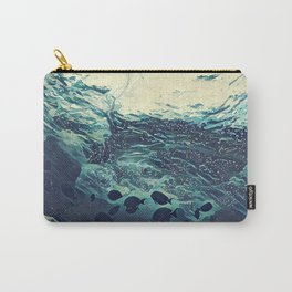 Underwater Waves Carry-All Pouch