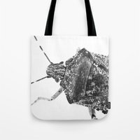 beetle Tote Bags featuring beetle by Falko Follert Art-FF77