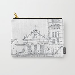 Basilica di Santa Cecilia in Trastevere Carry-All Pouch