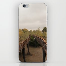 Siemensbahn iPhone Skin