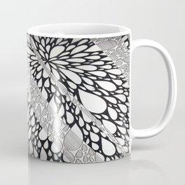 Linear Burst Coffee Mug