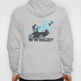 What would MacGyver Do? Hoody