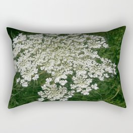 Queen Anne's Lace 2 Rectangular Pillow