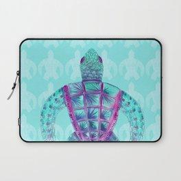 Tomas in Aqua Laptop Sleeve