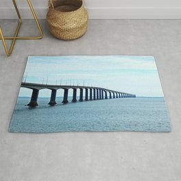 Under the Bridge and Beyond Rug