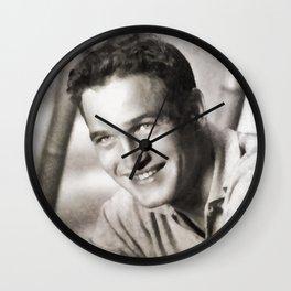 Paul Newman, Actor Wall Clock