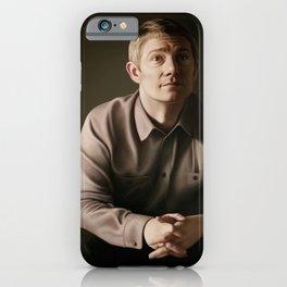 John Watson iPhone Case