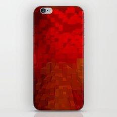 Extrusion iPhone & iPod Skin