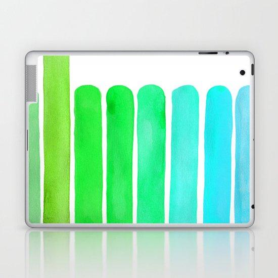 Ocean Green Laptop & iPad Skin