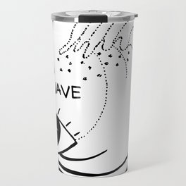 Own Wave Travel Mug