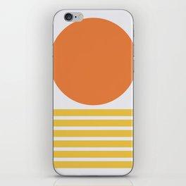 Geometric Form No.5 iPhone Skin