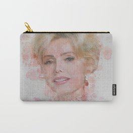 Zsa Zsa Gabor Carry-All Pouch