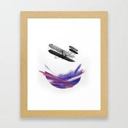 Wright 3 Framed Art Print