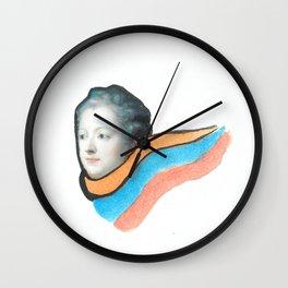 Pompon Wall Clock