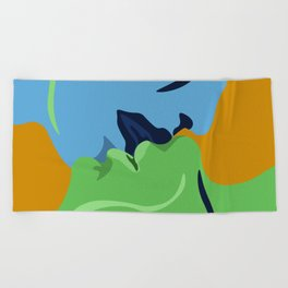 Love is Love Beach Towel