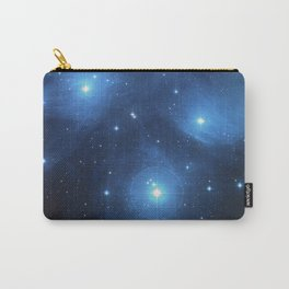 Seven Sisters Star Cluster Pleiades Messier 45 Carry-All Pouch