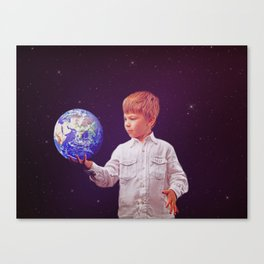 Little Prince Canvas Print